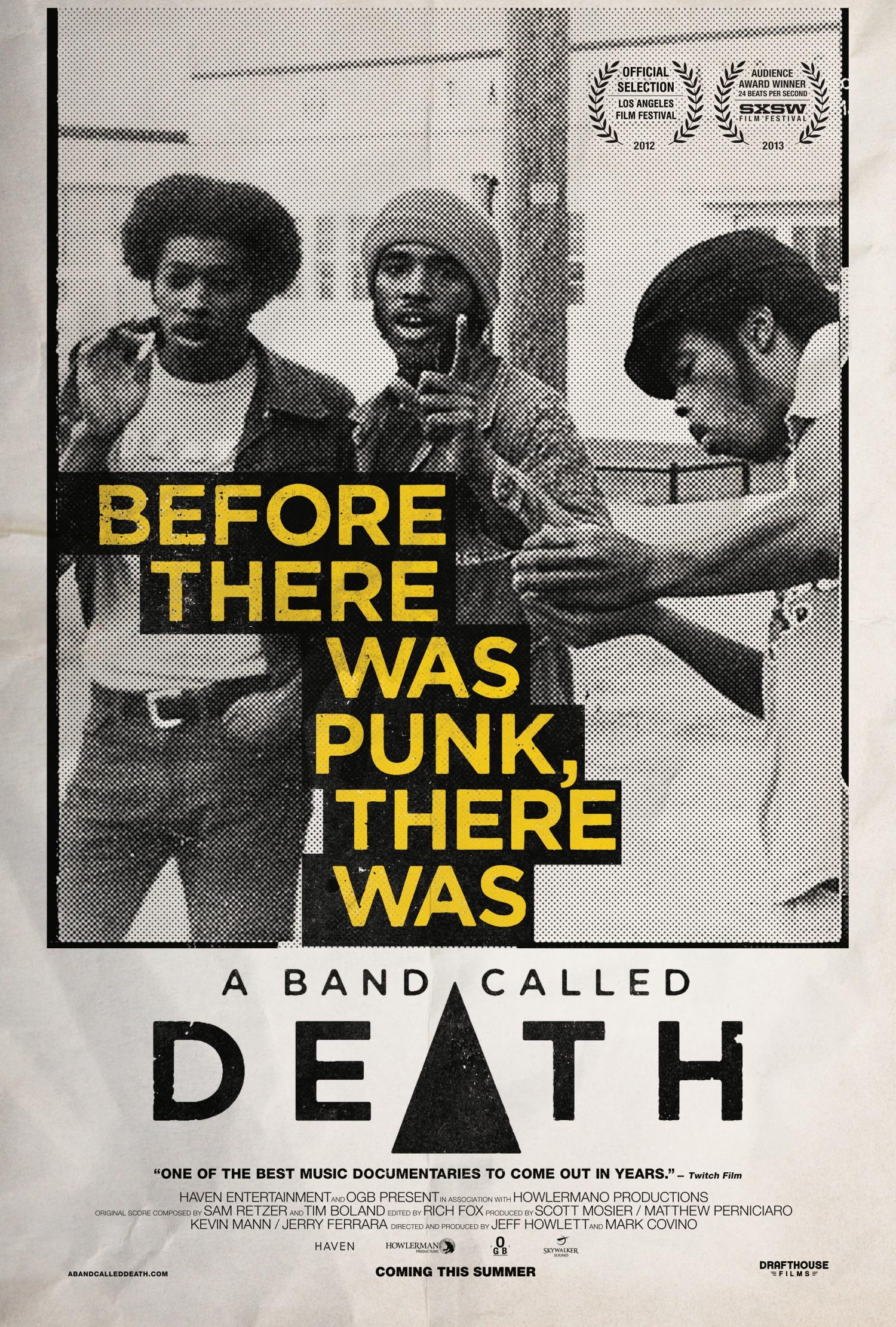 A BAND CALLED DEATH thumbnail