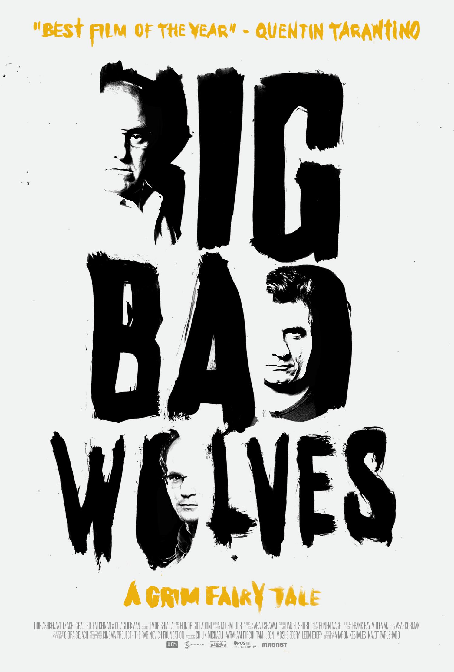 Big Bad Wolves thumbnail