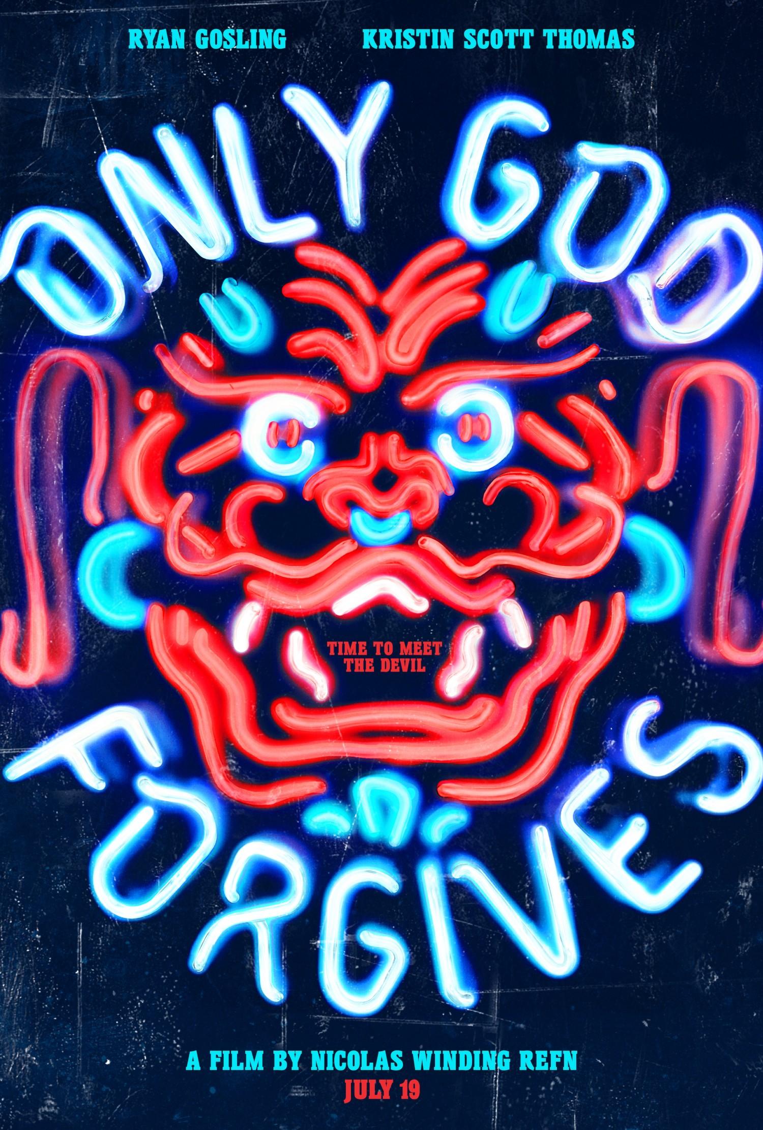ONLY GOD FORGIVES thumbnail