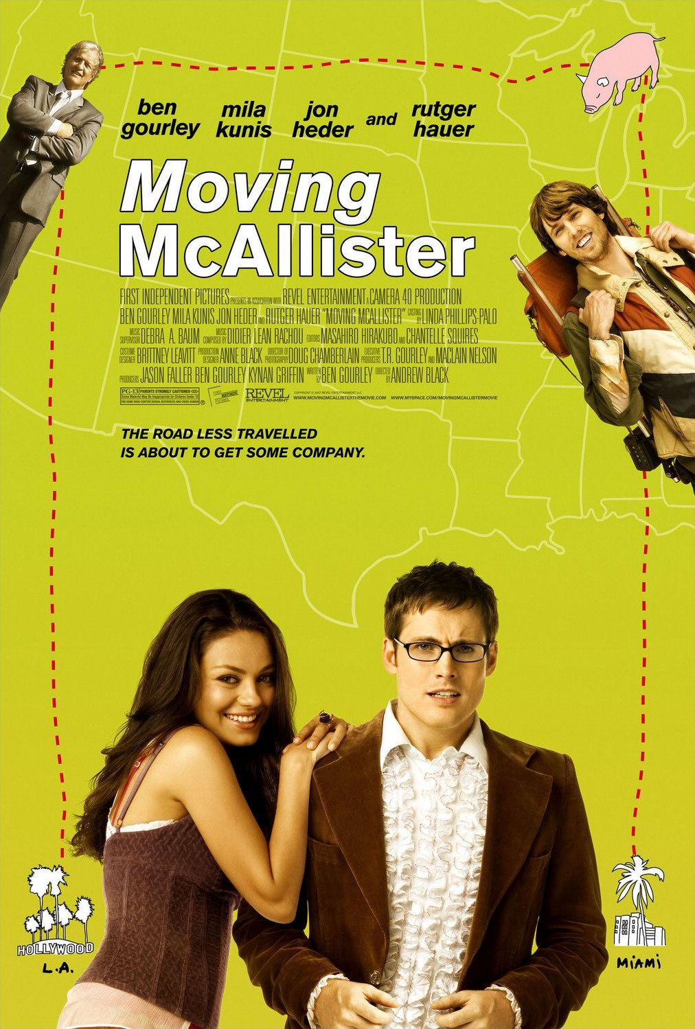 MOVING MCALLISTER thumbnail
