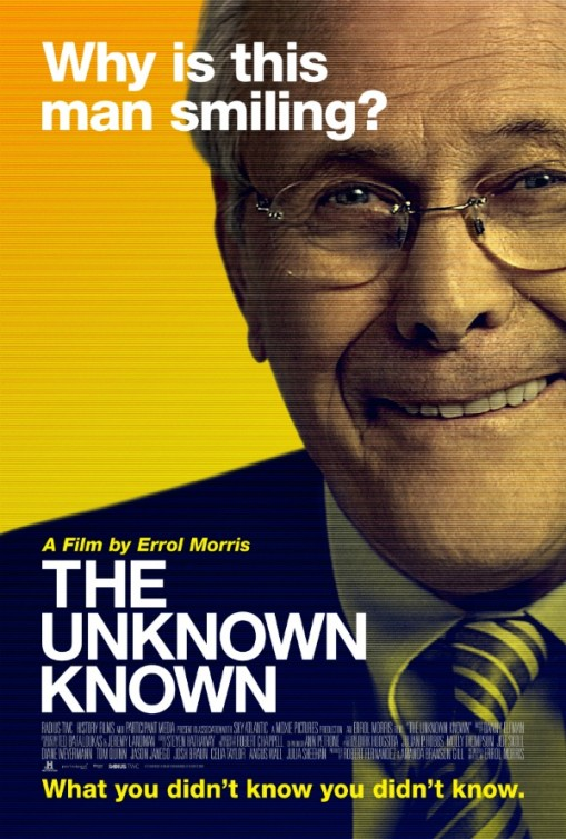 THE UNKNOWN KNOWN thumbnail