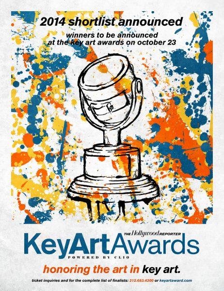 Thumbnail for Key art awards 2014