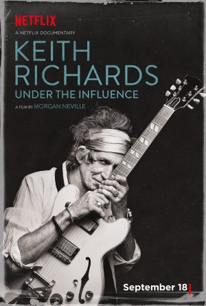 Thumbnail for Keith richards: under the influence