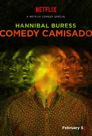 Thumbnail for Hannibal buress comedy camisado
