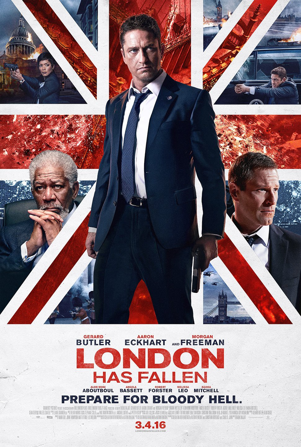 LONDON HAS FALLEN thumbnail