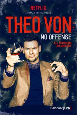 Thumbnail for Theo von: no offense