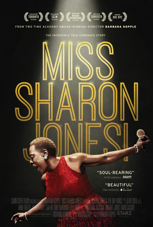 MISS SHARON JONES! thumbnail