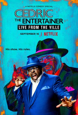 Thumbnail for Cedric the entertainer: live from the ville