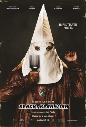 Thumbnail for BlackkKlansman