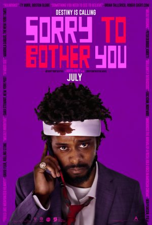 Thumbnail for Sorry to bother you