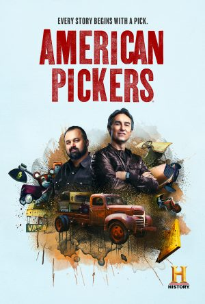 Thumbnail for American pickers: season 20